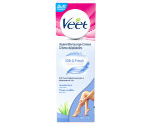Buy Veet Hair Removal Cream Sensitive Skin 100 Ml From 3 47
