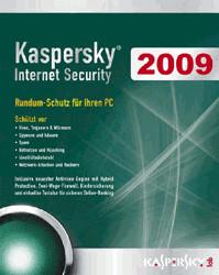 Image of Kaspersky Internet Security 2009 (Win) (DE)