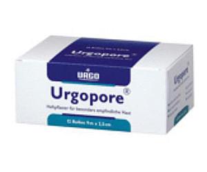 Urgo Urgopore 2,50 cm x 5 m Pflaster (12 Stk.)