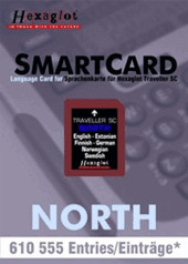 Hexaglot SmartCard North