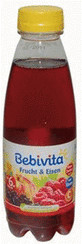 Bebivita Frucht & Eisen (500 ml)