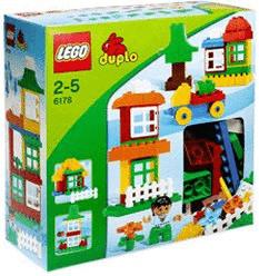 LEGO Duplo Hausbau-Set (6178)