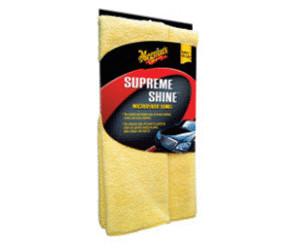 3er Pack MEGUIAR/'S Supreme Shine Microfibre X2020EU