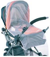 Alvi Mückennetz für Kinderwagen