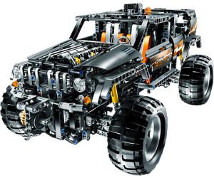 Le Sur Lego 4x4 Technic Meilleur Prix Motorisé8297Au xCdoeB