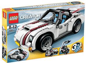 LEGO Creator Cabriolet (4993)