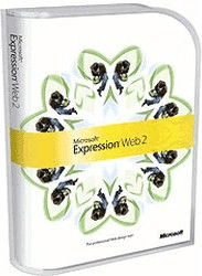 Microsoft Expression Web 2 (EN) (Win)