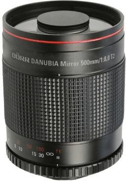 Image of Dorr 500mm f8.0 T2