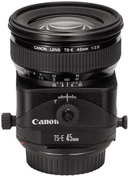 Canon 45 mm f2.8 TS-E