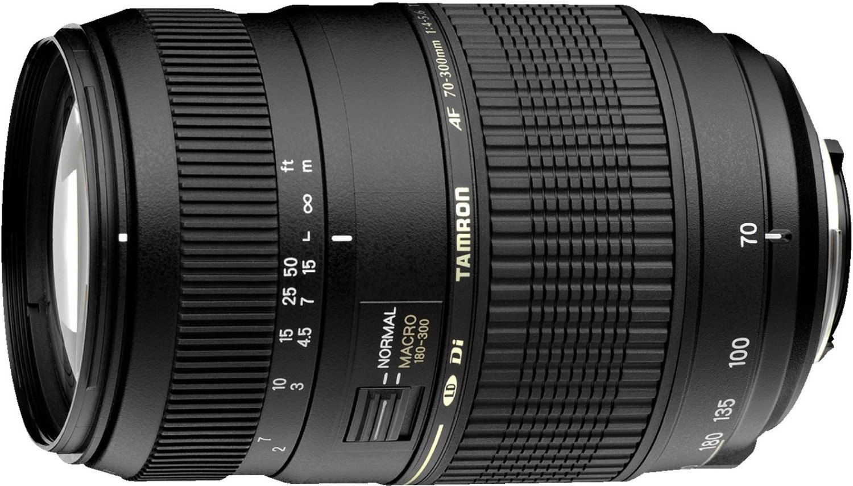 Tamron AF 70-300 mm f4.0-5.6 Di LD Macro [Canon]