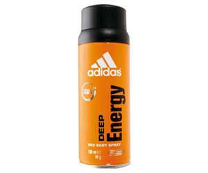 Adidas Deep Energy Deodorant Spray (150 ml)
