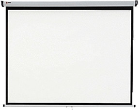 Image of nobo Pull-Down Screen 1902394