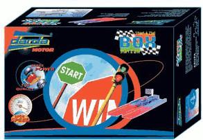 Darda Start und Ziel-Box (50430)