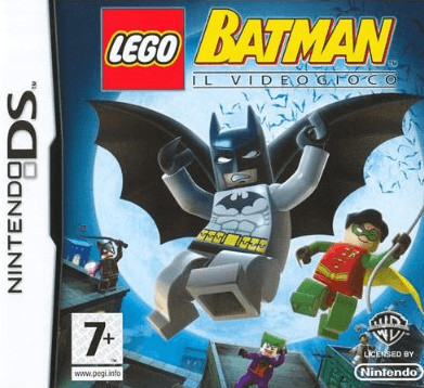 Image of LEGO Batman: Il Videogioco DS)