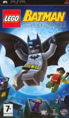 Image of LEGO Batman: Il Videogioco (PSP)