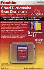 Franklin BFE-500857 Larousse