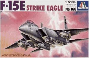 Italeri F-15 E Strike Eagle (00166)