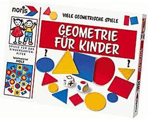 Noris Geometrie für Kinder (niemiecki)
