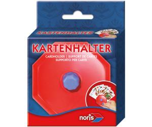 Sonstige Spielzeug-Artikel Noris 606154619 Spielkartenhalter aus Kunststoff