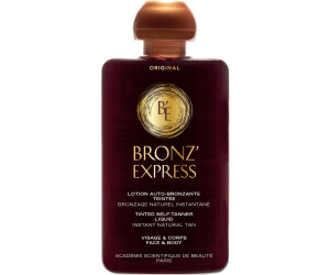 Académie Beauté Bronz'Express Face and Body Self-tanning Lotion (100 ml)
