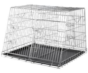 Vente chaude 2019 prix de détail boutique pour officiel Trixie Double cage de transport (93 x 68 x 79 cm) au ...