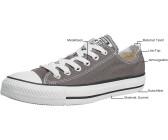 Converse Chuck Taylor All Star Ox - charcoal (1J7949) 8e7a800b3b491