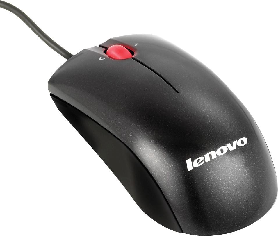 Lenovo Optische Maus