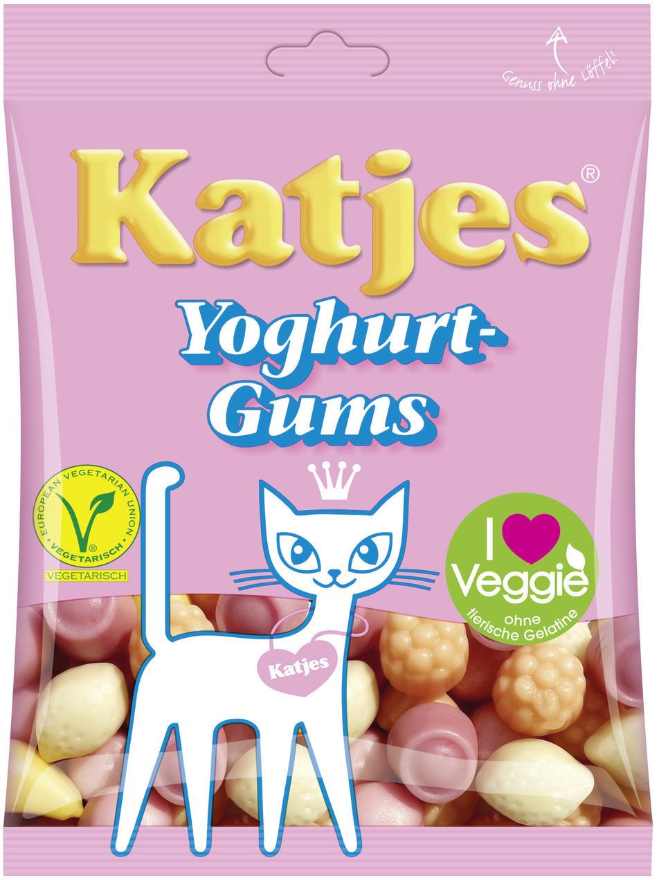 Katjes Yoghurt Gums (200 g)