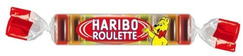 Haribo Roulette (50 x 25 g)