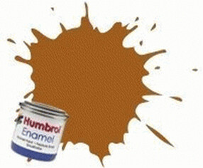 Humbrol 250 - Wüstensand matt Email 14ml