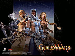Compad Tex-Mat Guild Wars Female