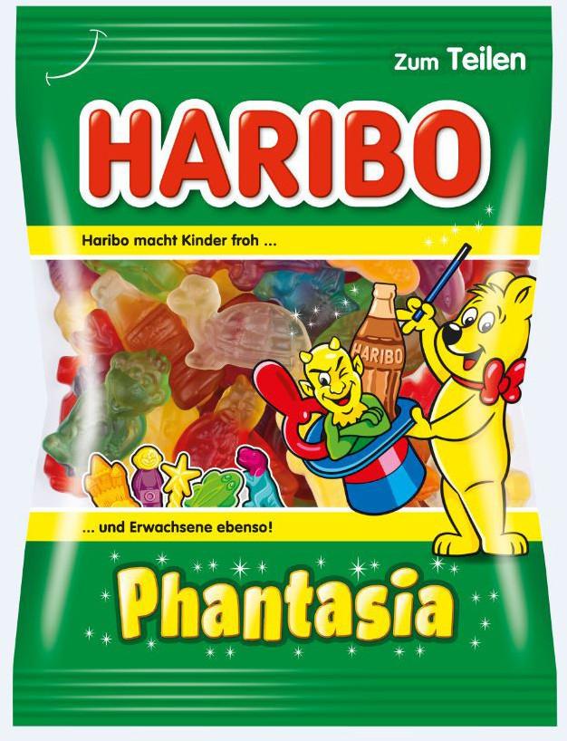 Haribo Phantasia (200 g)