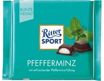 Ritter-Sport Pfefferminz (100 g)