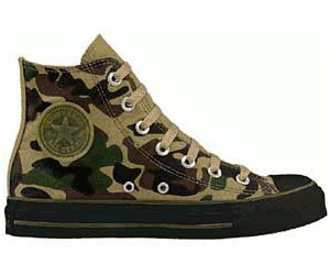 Converse All Star Chucks Camouflage (Dark) Hi Mens