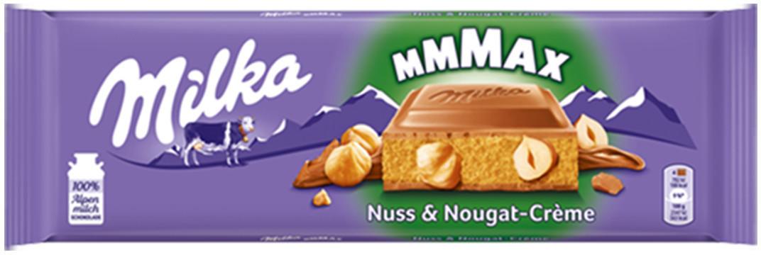 Milka Nuss-Nougat-Crème (300 g)