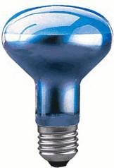Paulmann R80 75W E27 Blau