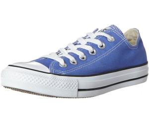 Converse Eigenschaft Converse All Star Air Force Blau Leder
