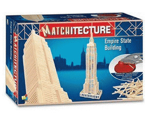 Bojeux Matchitecture - Empire State Building (6647)