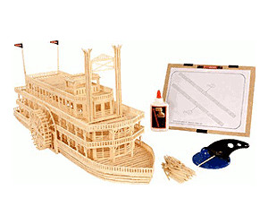 Bojeux Matchitecture - Mississippi Riverboat (6630)