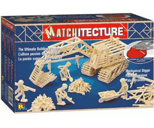 Bojeux Matchitecture - Mechanical digger (6641)