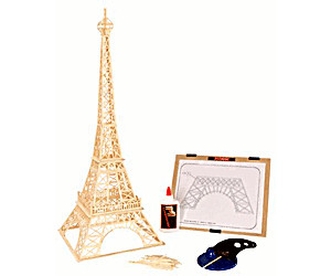 Bojeux Matchitecture - Eiffel Tower (6611)