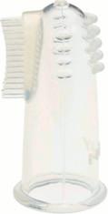 Nuby Finger-Zahnbürste mit Aufbewahrungsbox