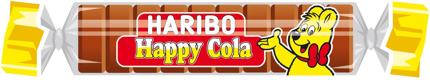 Haribo Roulette-Cola (1250 g)