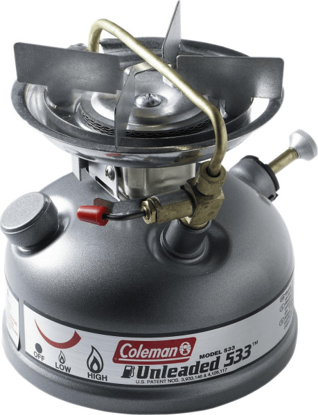 Coleman Unleaded Sportster II Benzinkocher, 2,5kW