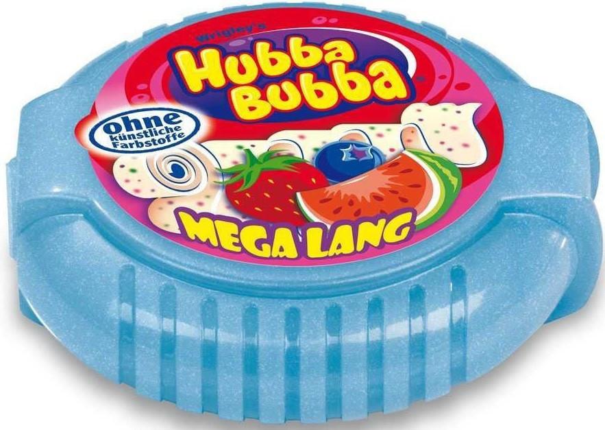 Hubba Bubba Bubble Tape Triple Mix (56 g)