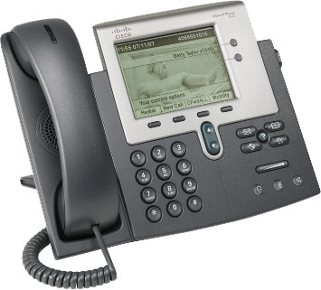 Cisco Systems Unified IP Phone 7942G