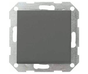 Gira Kreuz-TASTRAST-Schalter mit Wippe anthrazit System 55 012728