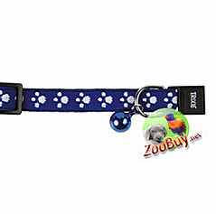 Trixie Katzen-Halsband, Nylon, elastisch
