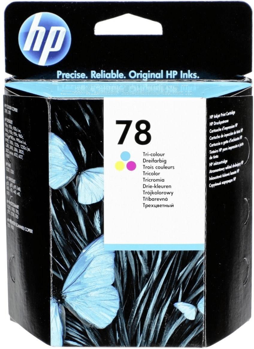 HP Nr. 78 3-farbig (C6578D)