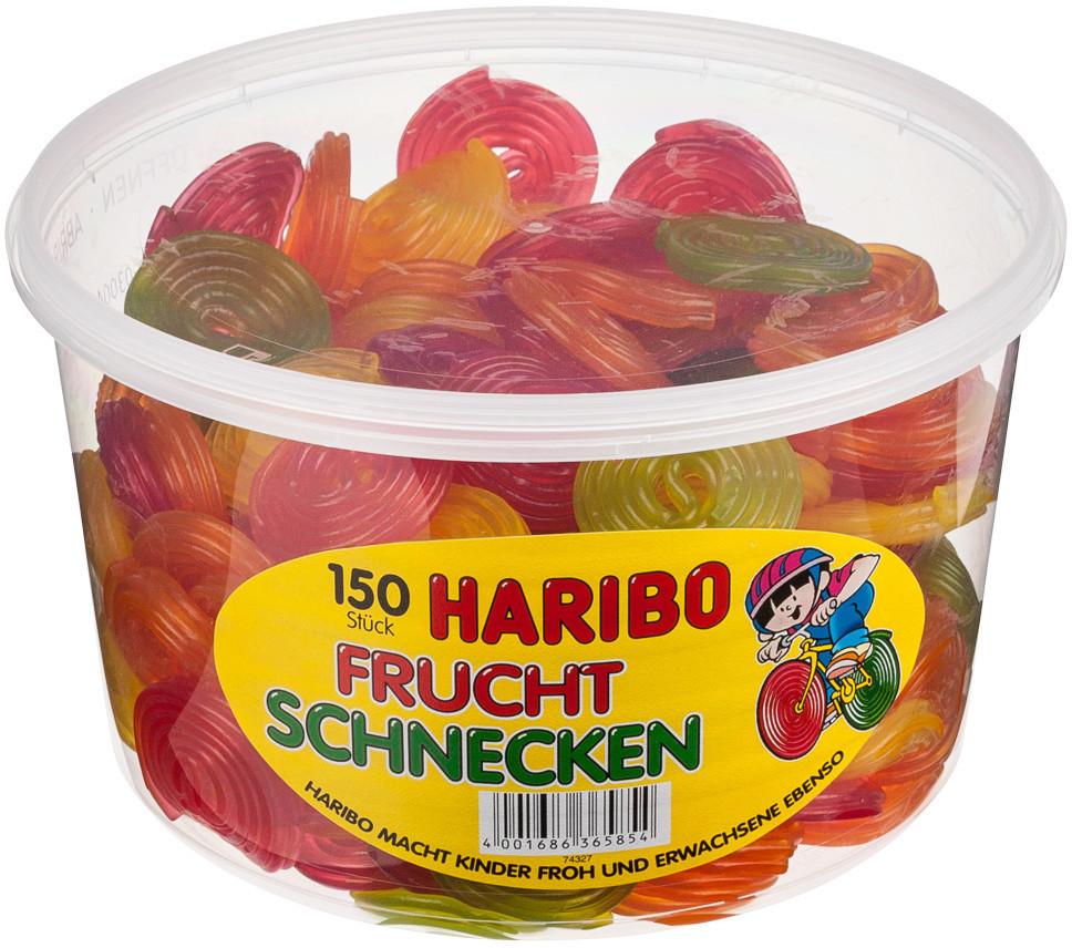 Haribo Rotella Fruchtschnecken (1500 g)